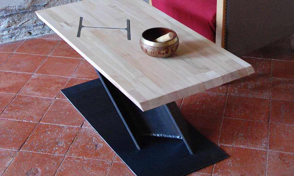 Table surf-HEA200 vue d'ensemble